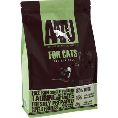 AATU ΠΑΠΙΑ Adult  Ξηρά Τροφή Γάτας