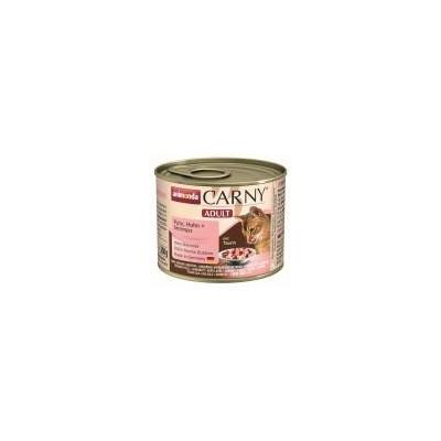 ADULT Γαλοπούλα, Κοτόπουλο & Γαρίδες ANIMONDA CARNY