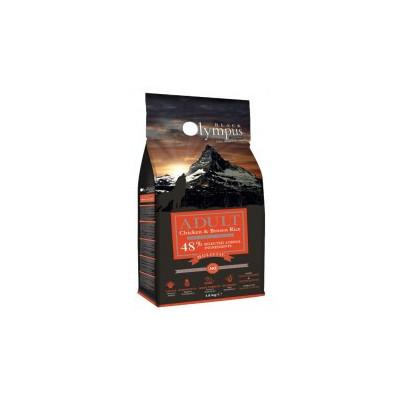 ΟΛΙΣΤΙΚΗ ΤΡΟΦΗ BLACK OLYMPUS LOW GRAIN ADULT MAXI CHICKEN & BROWN RICE