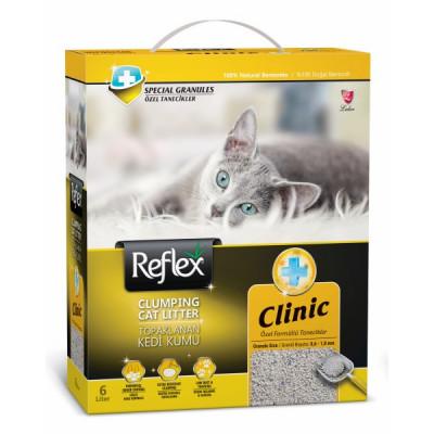 Reflex Clumping Cat Litter - Clinic