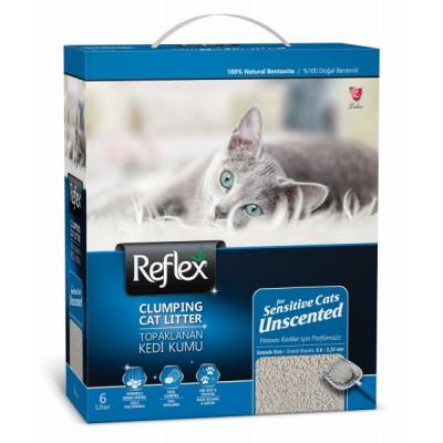 Reflex Clumping Cat Litter - Unscented